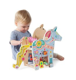 Manhatton Toy Playful Pony Activity Toy