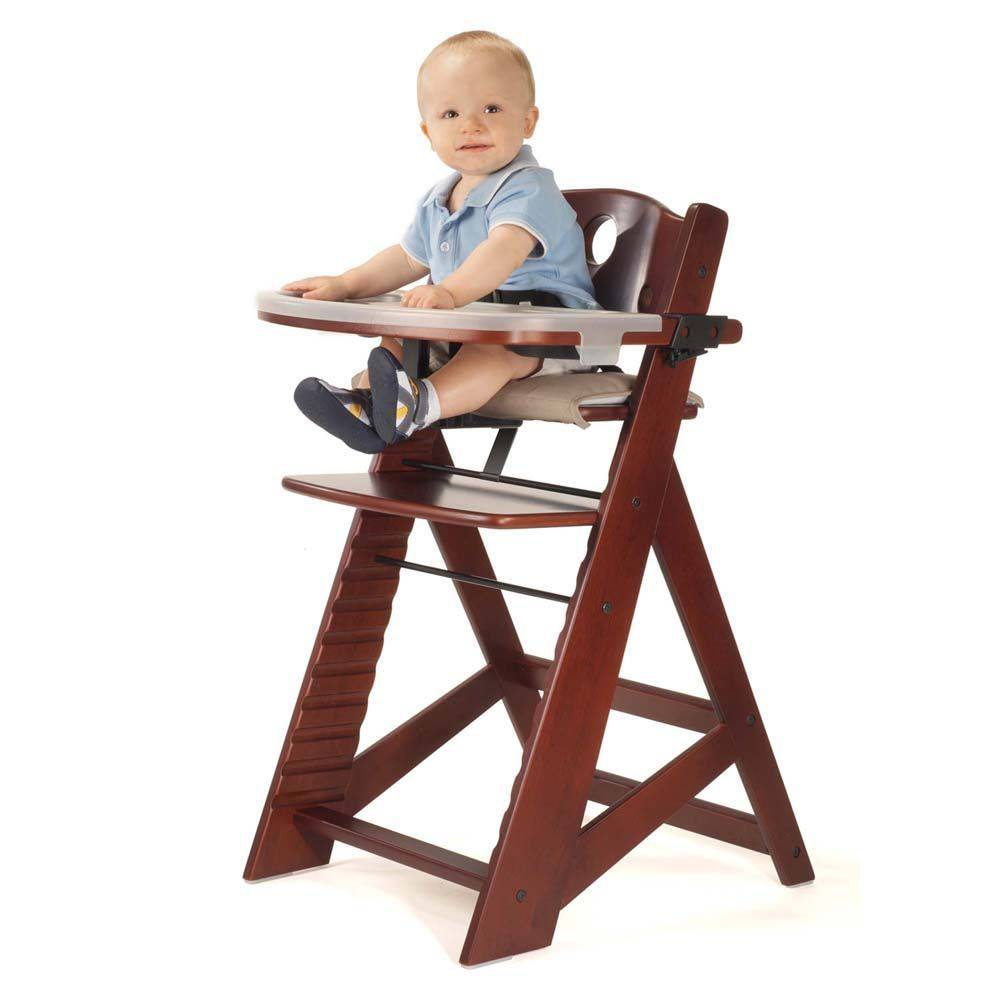 Keekaroo Height Right High Chair All In One Pack