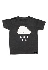 Whistle & Flute Kawaii Storm Cloud T-Shirt by Whistle & Flute