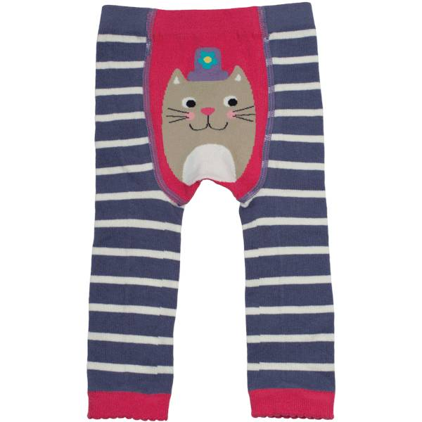 Frugi Organic Cotton Knitted Leggings by Frugi