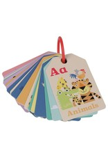 Schylling Alphabet Flash Cards (Animal ABCs) by Schylling