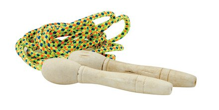 Schylling Retro Wooden SKipping Rope by Schylling