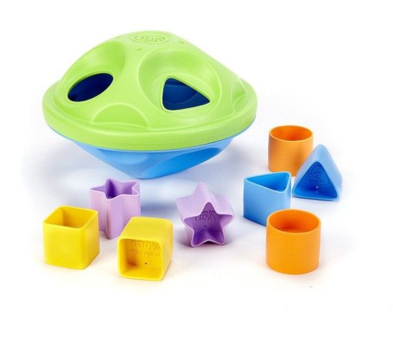 Green Toys Shape Sorter by Green Toys