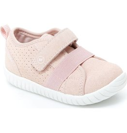 Stride Rite SRT Riley Shoe by Stride Rite in Blush Pink