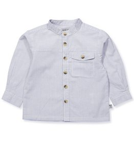 WHEAT KIDS Shirt Axel Long Sleeve Button Up by Wheat Kids Clothing