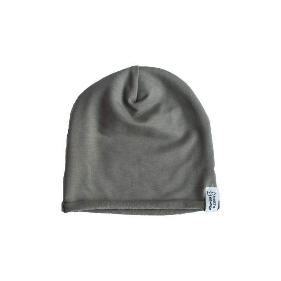 North Kinder Organic Cotton & Bamboo Slouchy Beanie by North Kinder (Made in Canada)
