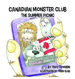 Eco Books 4 Kids Canadian Monster Club Books by Jennifer Harrison