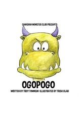 Eco Books 4 Kids Canadian Monster Club Books by Jennifer Harrison