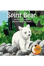 Eco Books 4 Kids Spirit Bear Hard Cover Book by Jennifer Harrington