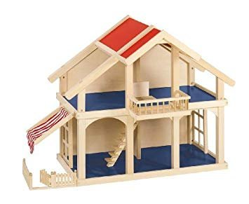 Wooden Dollhouse With Patio By Goki In Victoria Bc Canada