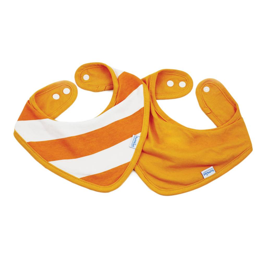 Bumkins 2-Pack Waterproof Bandana Bib by Bumkins