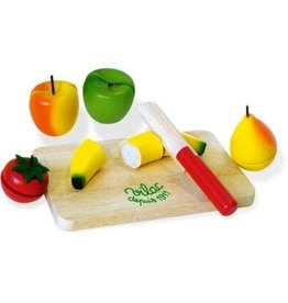 Vilac Wooden Fruits & Vegetables to Cut  by Vilac