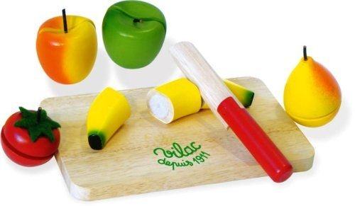 Wooden Fruits & Vegtables to Cut by Vilac in Victoria BC Canada at on
