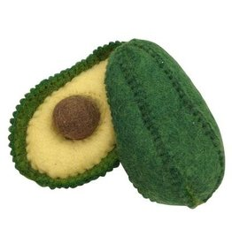 Papoose Wool Felt Fruit Play Food ~