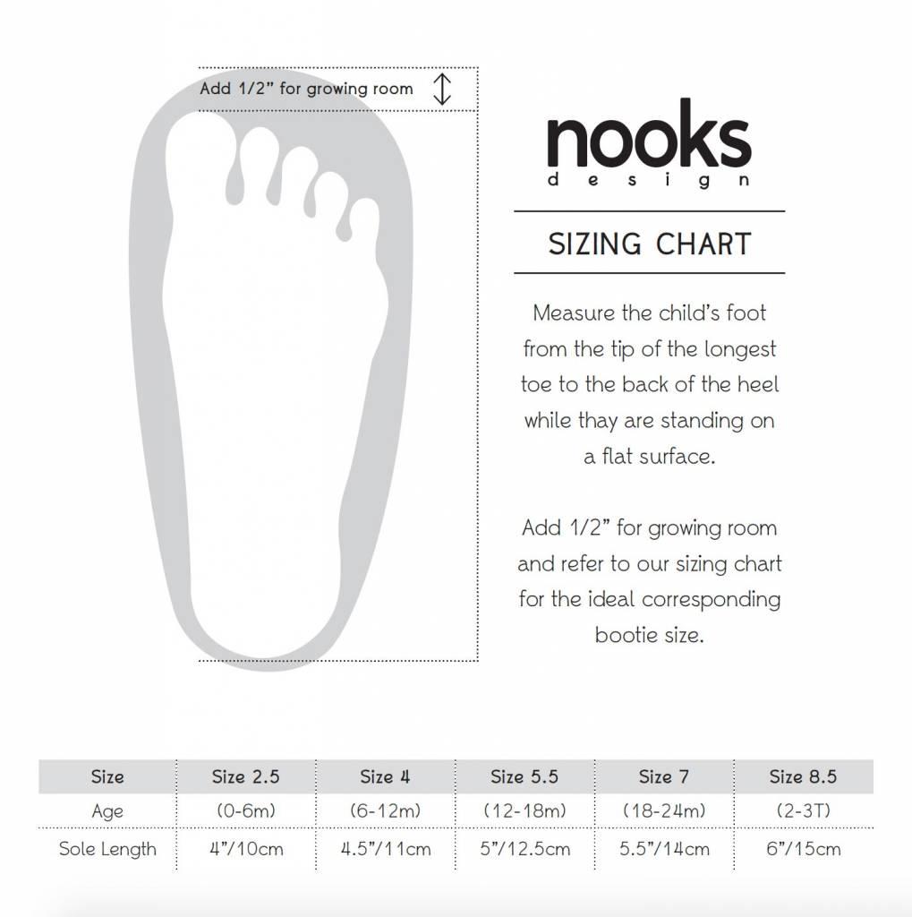 Nooks Design Nooks Design Booties