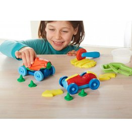 Green Toys Race Car Maker Dough Set by Green Toys