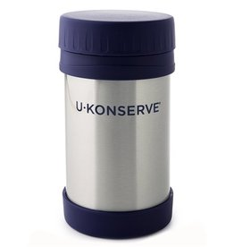 Konserve Stainless Steel, Insulated Thermal Container 16oz by Konserve