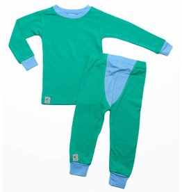 Wee Woollies Merino Base Layer Set/ Pajamas Sets by Wee Woollies (2018)