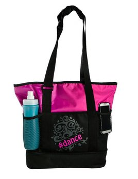 Horizon Dance Horizon Pink Tweet Tote