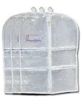 Dream Duffel Dream Duffel Clear Short Garment Bag