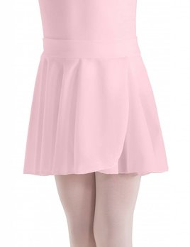 Motionwear Pull on Wrap Skirt by Motionwear Style 1011
