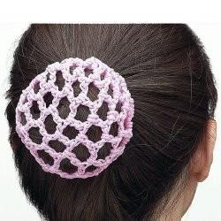 Dasha Designs Dasha Crochet Bun Cover 2119