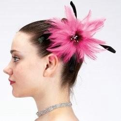 Dasha Designs Dasha Feather Hair Clip 2336