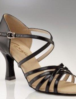 """Capezio Capezio® 2.5"""" Rosa Open Toe Latin Ballroom Shoe SD02"""