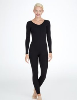 Capezio Capezio® Team Basics Long Sleeve Unitard TB114