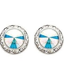 Dasha Designs Dasha 12mm/17mm Post/Clip Earring 2710