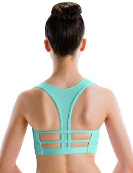 Motionwear Racerback 3 Strap Top by Motionwear 3060