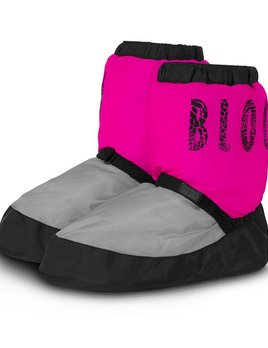 Bloch Bloch Two Tone Warm Up Booties IM009T