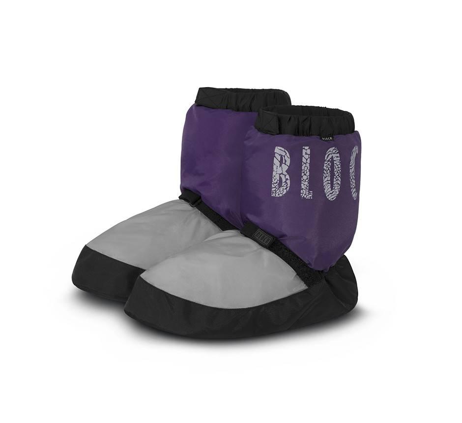 Bloch Bloch Two Tone Warm Up Booties IM009T
