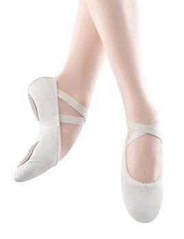 Bloch Bloch Prolite II Leather Ballet Shoe S0208L - White