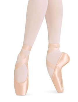Bloch BLOCH EUROPEAN BALANCE POINTE SHOE- STRONG ES0160S