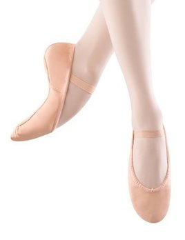 Bloch Bloch Dansoft Girls Ballet Shoe- Pink