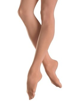Bloch BLOCH ELITE FOOTED TIGHTS T1921L