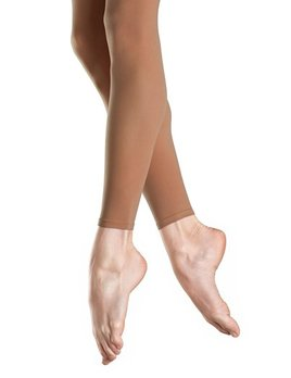 Bloch BLOCH FOOTLESS TIGHTS