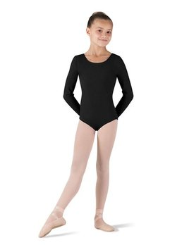 Bloch Bloch Girls Long Sleeve Leotard CL5409