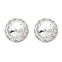 Dasha Designs Dasha 8mm/13mm Post/Clip Earrings 2712