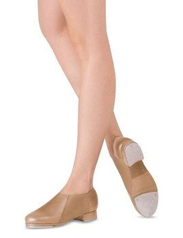 Leos Dancewear LEOS SLIP ON JAZZ TAP SHOE LS3007L
