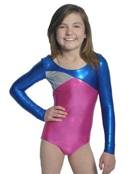 "BP Designs BP Designs ""Maezy"" Gymnastic Leotard 43218"