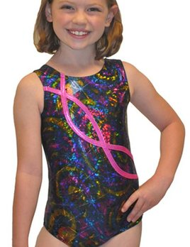 "BP Designs BP Designs ""Miranda"" Gymnastic Leotard 43204"