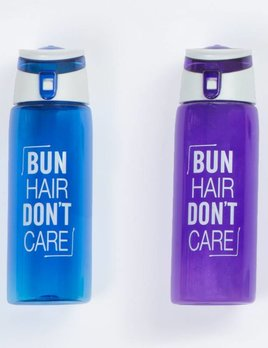 Suffolk Pointe Suffolk Bun Hair Don't Care Water Bottle 1546