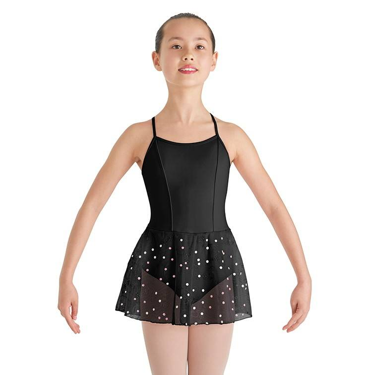 Bloch Bloch Youth Camisole Skirted Leotard CL8190