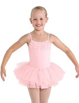 Bloch Bloch Frill Front Camisole w/Tutu CL8197
