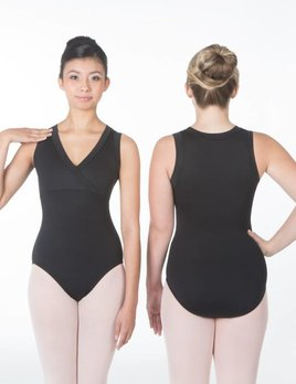 Suffolk Pointe SUFFOLK V NECK TANK LEOTARD 2003A