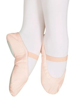 Sansha Sansha Girls Canvas Split Sole Ballet Shoe