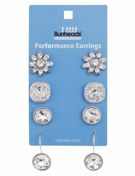 Capezio Bunheads Performance Earrings BH4500