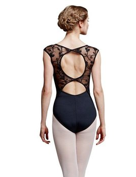Bloch Bloch Clover Bow Back Cap Sleeve Leotard L6960